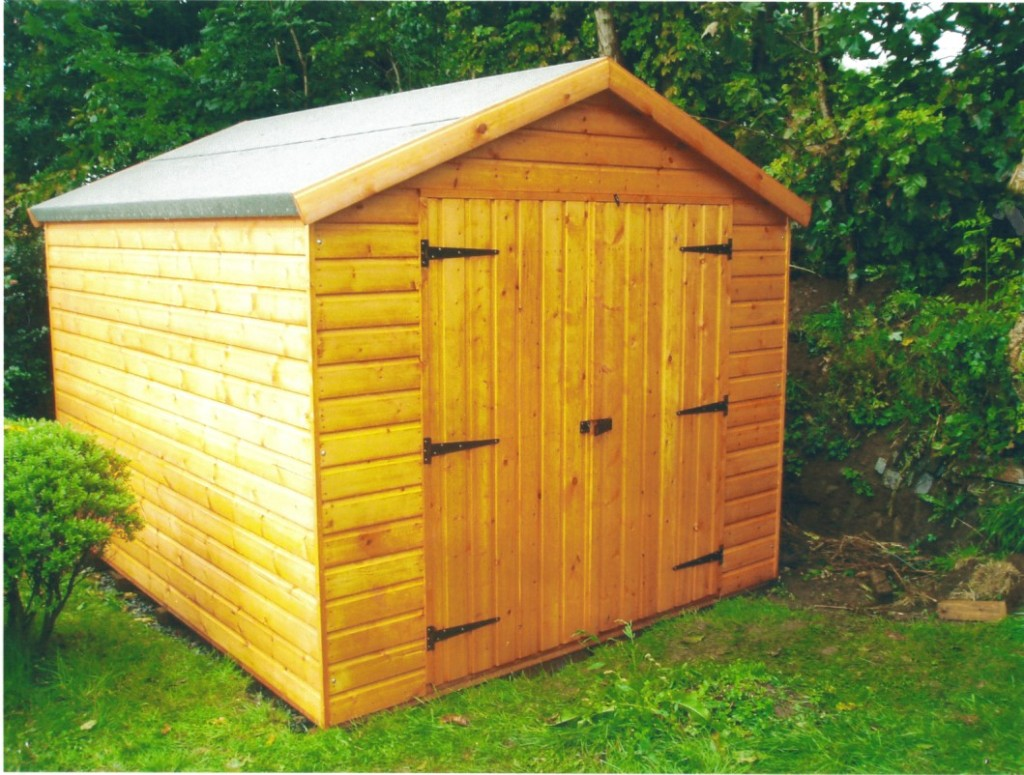 Apex garden sheds town and country timber products for Apex garden sheds