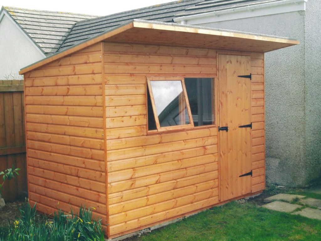 Pent Garden Sheds Town And Country Timber Products
